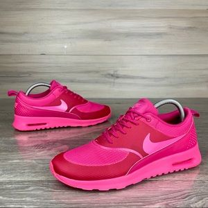 💕❤️ Pink Nike Air Max Thea shoes